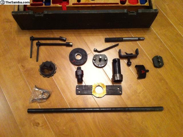 Matra VW Industrial Engine Tool Kit