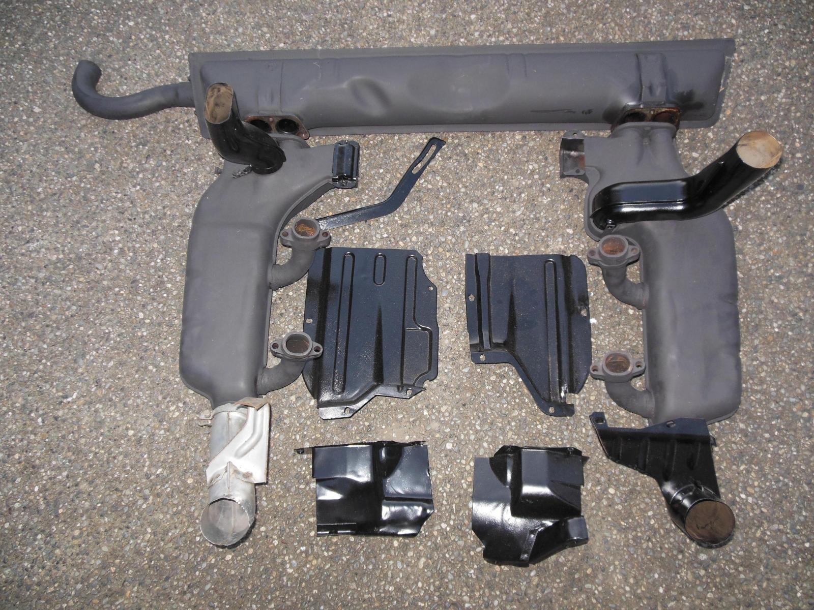 type 4 exhaust