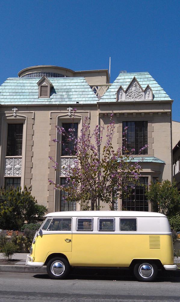 1965 Kombi stolen in Los Angeles 9/12 $5000 REWARD