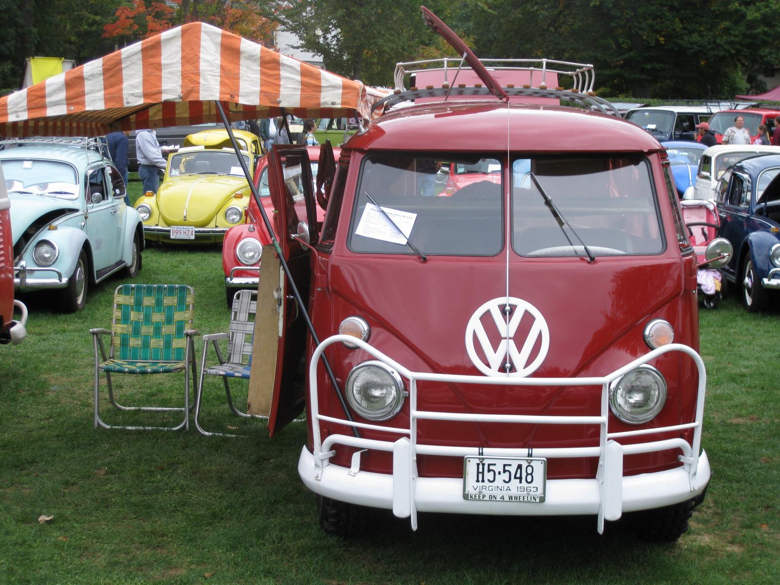 Transporterfest VW day Brookline,Ma