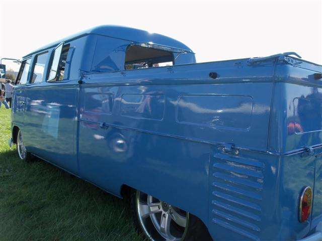 Extended Double Cab w/trailer