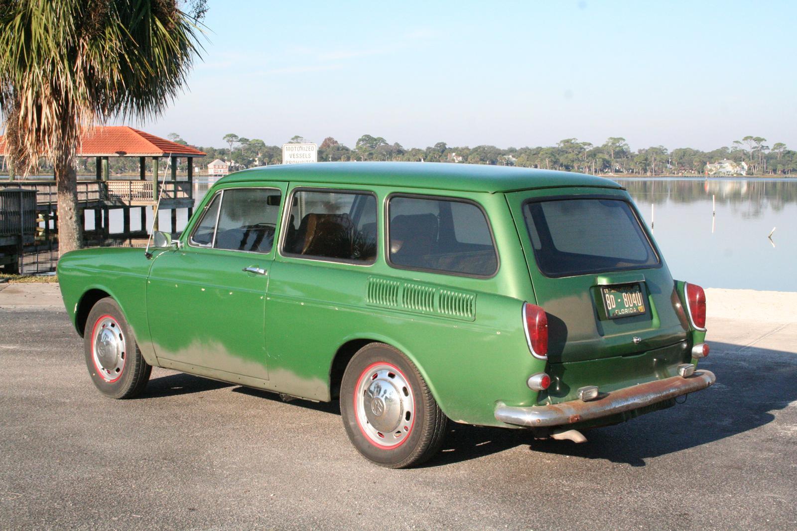 1969 Squareback with Sunroof