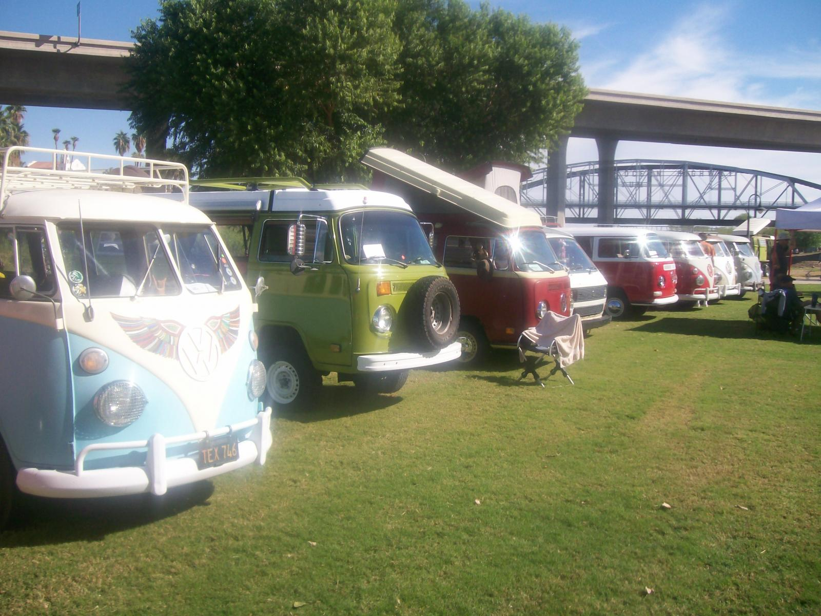 VW on the River