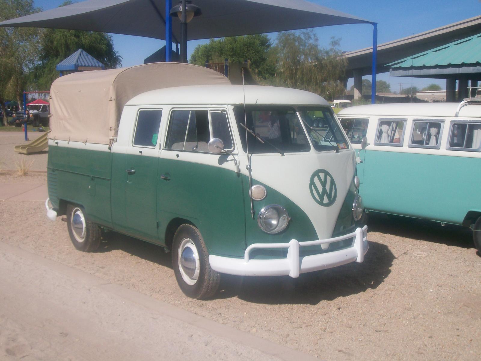VW on the River Yuma 2012