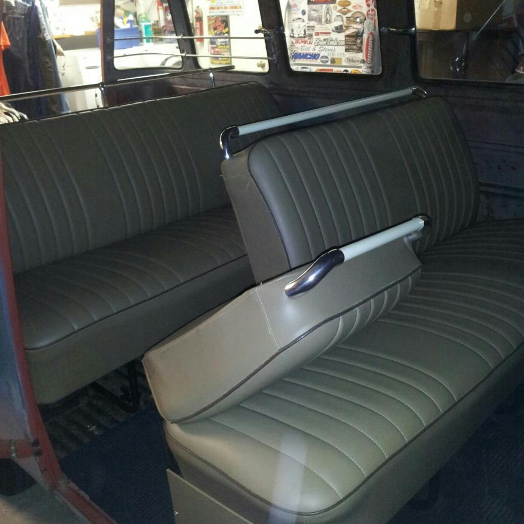 1958 15 Window Seats