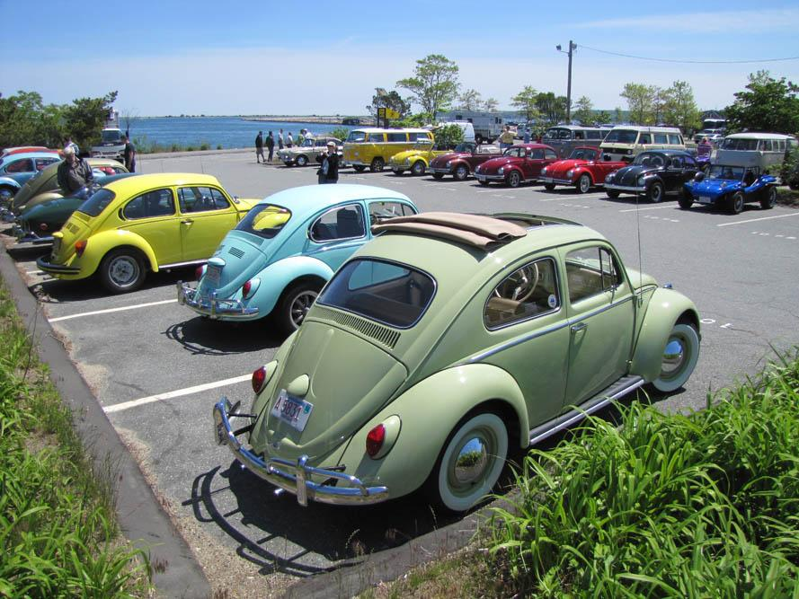 Bay State VW owners club spring dust off 2012