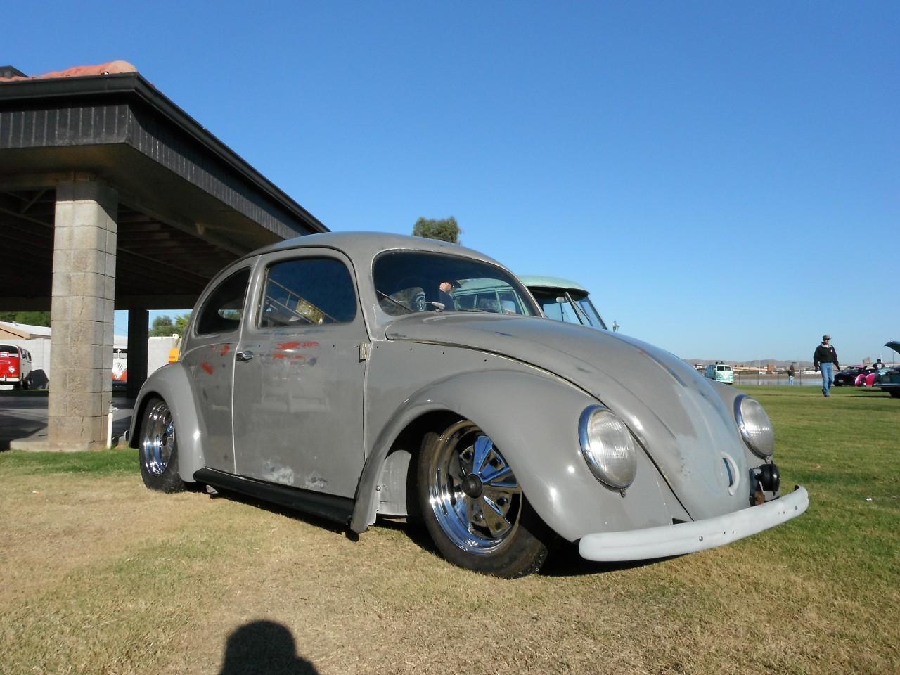 1949 Split-Window Beetle