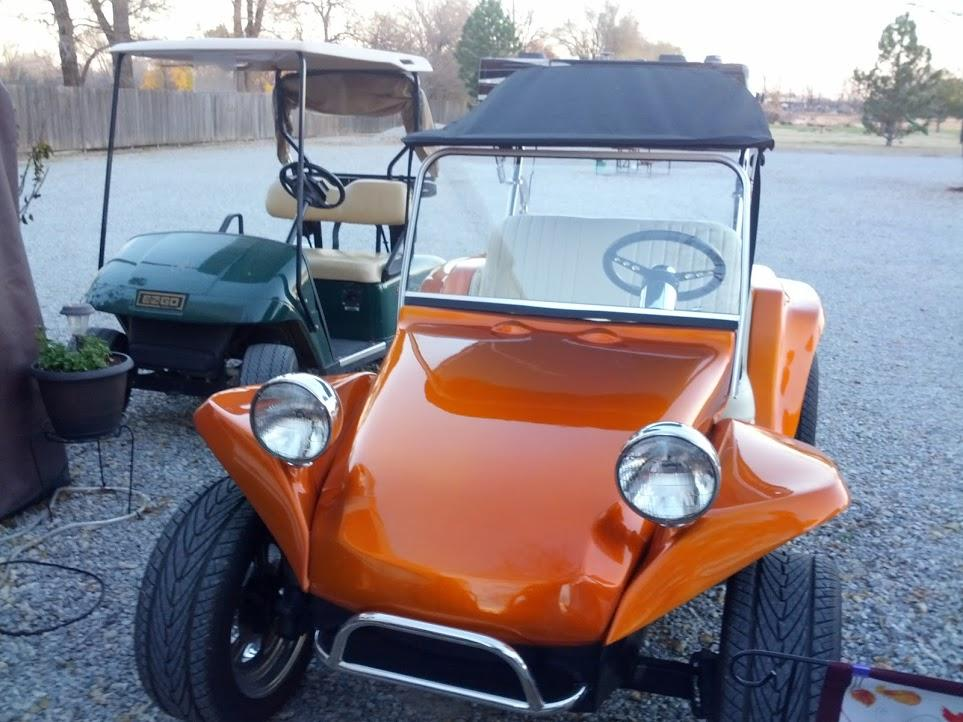 Tricked Out Golf Carts - Rochester A-List - Rochester NY Golf