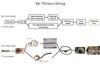 Horn Wiring '68~