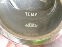 Jaeger Oil Pressure and Fuel Gauges