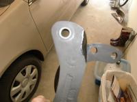 babystang caliper bracket (older style)