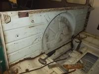 welding bulkhead back in 62 kombi
