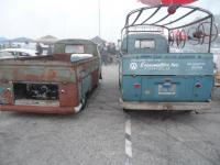 Single Cabs @ Moon Eyes show