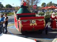 VW sleigh