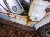 savannah rusty thing