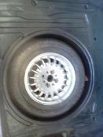 spare tire ideas