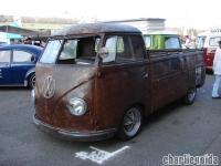 Rusty pick up