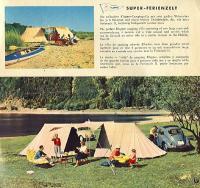 kleeper tent ad