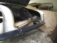 '59 Ghia bent metal