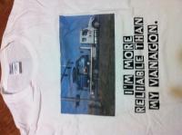 Vanagon tshirt