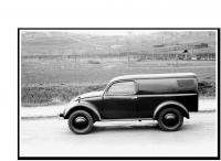 VW service vehicle