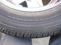 rear tire rub