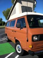 1982 Volkswagen Vanagon Westfalia Camper 2.0 Aircooled Manual CA