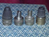 old German tire valve caps