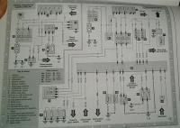 VW Polo AEF Diesel Engine Management Wiring Diagram