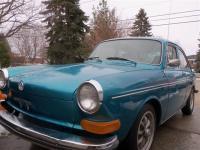 '71 Automatic Fastback