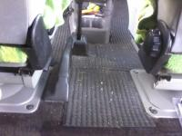 Eurovan homemade floor mats