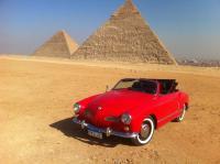 Karmann Ghia 1966 (Pyramids)- Egypt