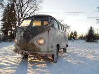Winter Barndoor Photo