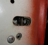 1966 bus door handle mechanism