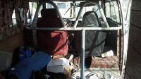 Shasta bus suport bar