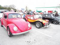 Kenny's Bug and Island Girl's Buggy