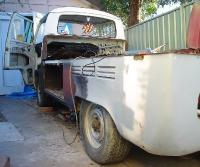 My truck.