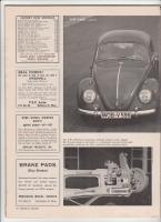 VW 1500 Preview R&T Oct 1961