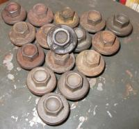 spare tire bolts