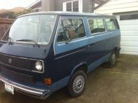 My 85 parts van