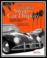 356 Club swap meet poster 2013