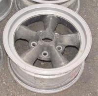 Aluminum American Racing wheels
