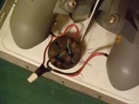 Ambulance Fan wiring