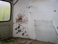 M502 interior