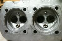 Twin Plug Head Work - 36 hp head