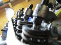 head valve ball adjusters
