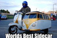 Bus sidecar