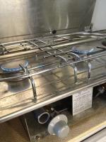 westy stove rebuild