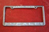 Santa Rosa Veale frames