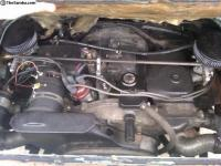 '71 Fastback engine